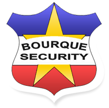 bourque security logo